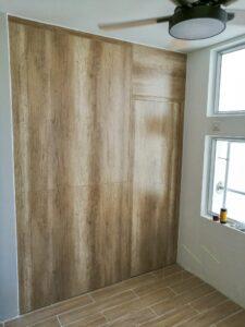 間房服務: 木板間房
